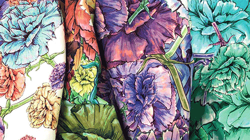 Cotton, Linen, Rayon D.T.P Image