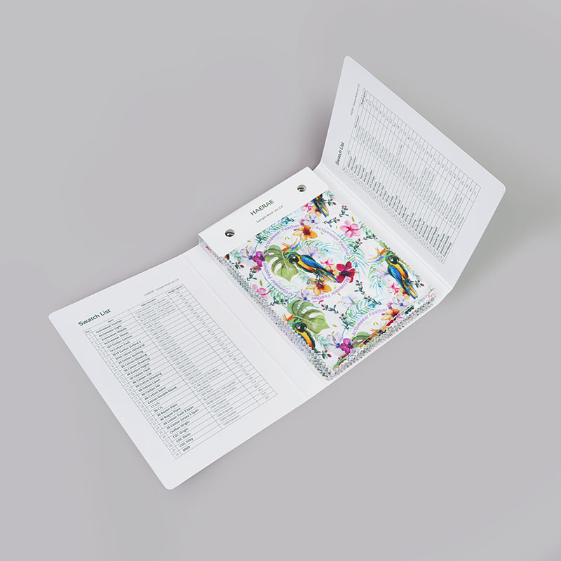 sample book image